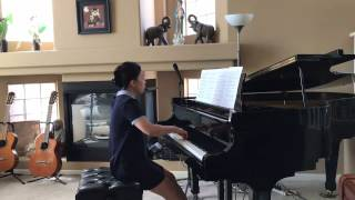 De Nho Mot Thoi Ta Da Yeu, composed by Thai Thinh, piano improvisation