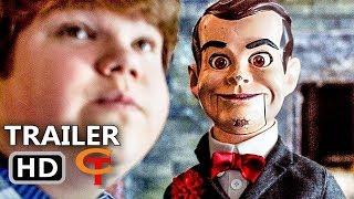 GOOSEBUMPS 2 Official Trailer 2018 Haunted Halloween Movie HD