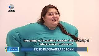 Asta-i Romania (27.01.2019) - Drama tinerei de 26 de ani care cantareste 230 de kilograme!