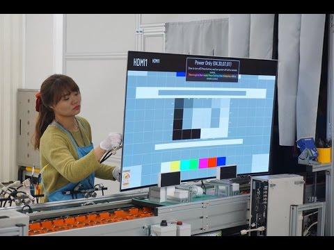 Inside Look: In den OLED-Werkstätten bei LG Display
