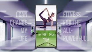 Онлайн тренировка YOGA с Владимиром Гореловым 1 мая 2021 X Fit