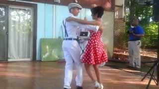 06/23/13 - Irving & Martha's Wedding Dance