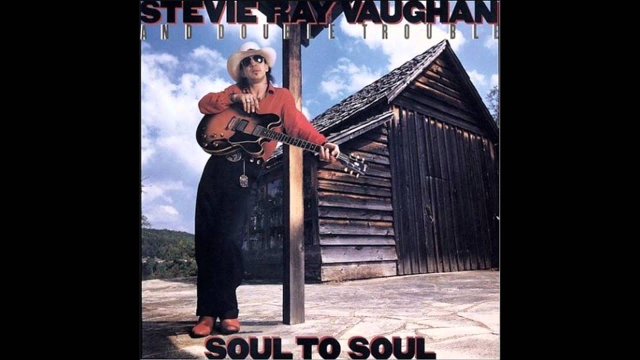 Stevie Ray Vaughan - Come On