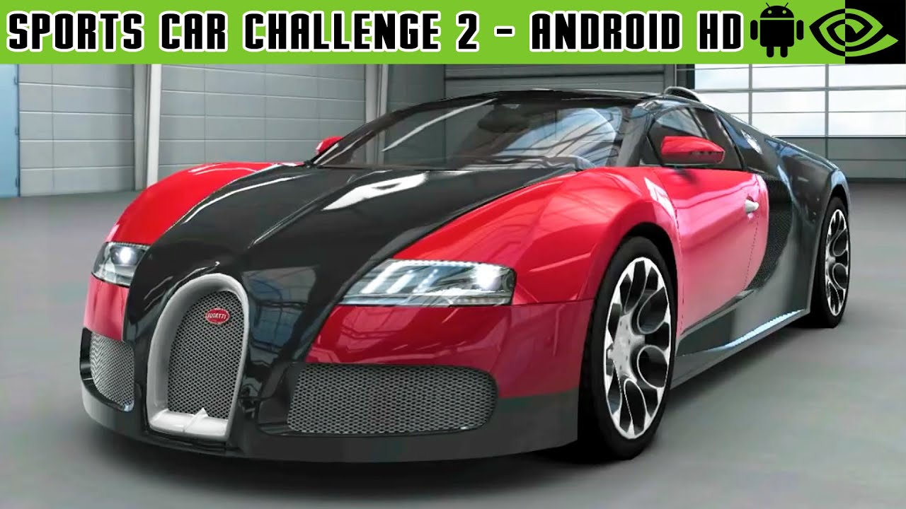 Merveilleux Sports Car Challenge 2   Gameplay Nvidia Shield Tablet Android 1080p  (Android Games HD)   YouTube
