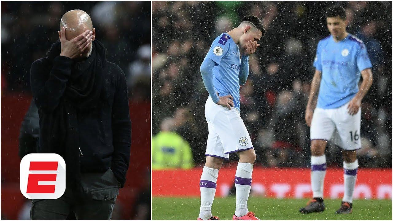 Pep Guardiola's excuses 'NOT good enough' following Manchester United defeat   Premier League thumbnail