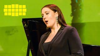 Lise Davidsen - Strauss: Vier letzte Lieder, 2. September   Yellow Lounge