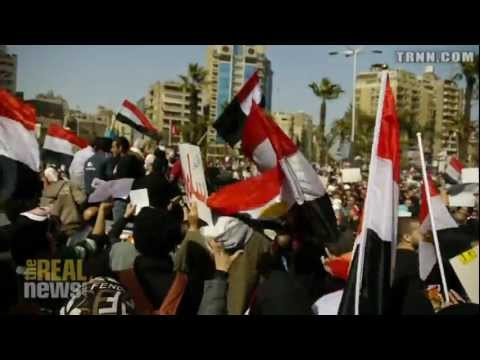 Thousands of Egyptians Call for End to Military Rule