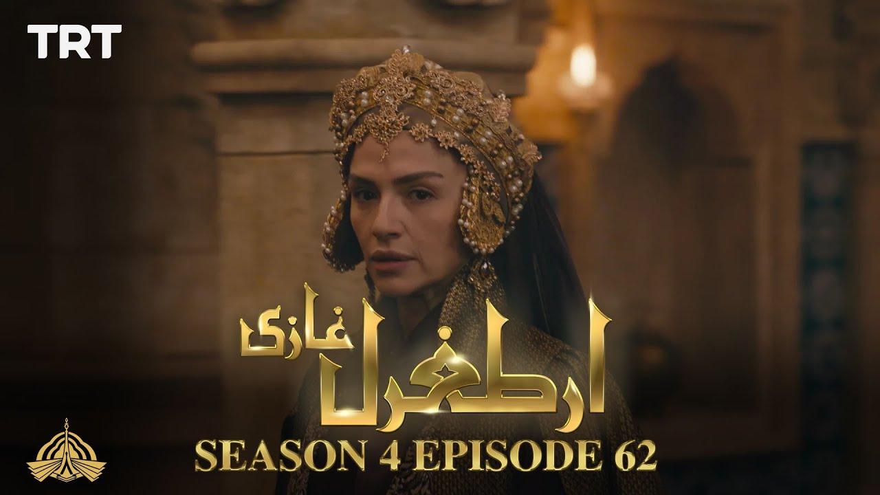 Ertugrul Ghazi Urdu   Episode 62  Season 4