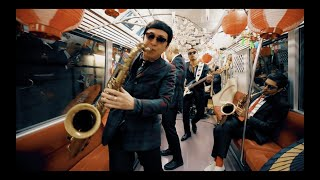 WORLD RUDE CONNECTION feat.Los Auténticos Decadentes / TOKYO SKA PARADISE ORCHESTRA