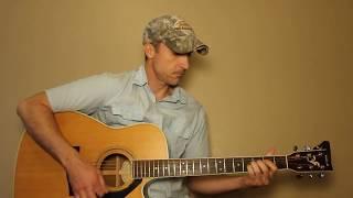 Unforgettable - Thomas Rhett - Guitar Lesson   Tutorial