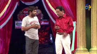 Chalaki Chanti Performance - Jabardasth - Episode No 46 - ETV Telugu