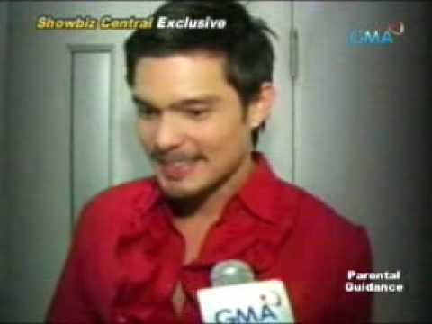[Repost] Showbiz Central: Marian and Dingdong - Body Gestures
