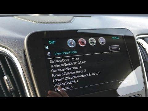 2016 Chevrolet Malibu Teen Driver System | Autoblog Short Cuts