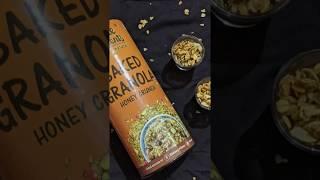 Chocolate Rabdi  Rabdi Recipe  Granola Recipe  Chocolate Granola Rabdi