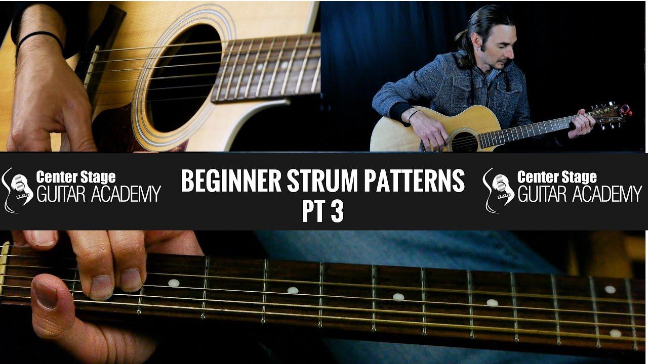 Acoustic Guitar Strumming Patterns Interesting Design Inspiration