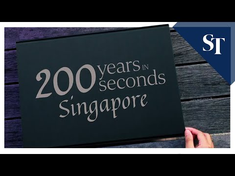 200 years in 200 seconds: Singapore | SG Bicentennial | The Straits Times