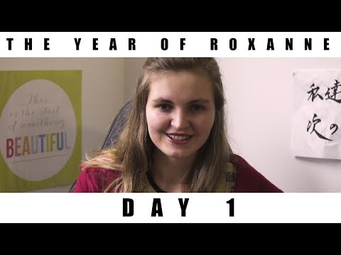 Day 1  Year of Roxanne??