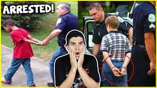 Kids Who Got Arrested!
