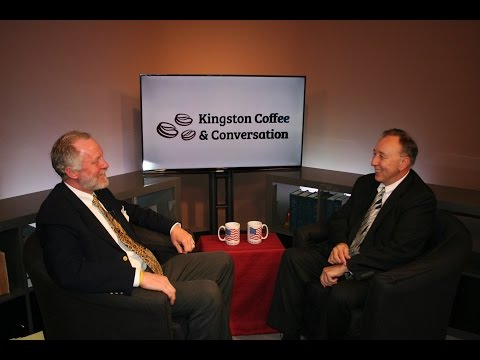 Kingston Coffee & Conversation - Episode 1 - Planning Department IN #KingstonMA