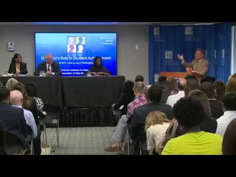 Diversity's Role in Student Achievement: Question and Answer Section from Live Event