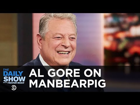 Al Gore Weighs In on ManBearPig | The Daily Show