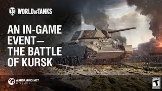 Event: The Battle of Kursk