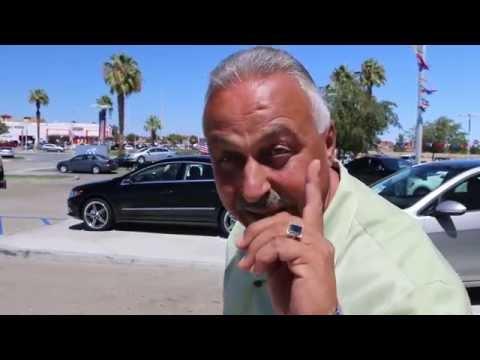 Labor Day at Antelope Valley Volkswagen with Crazy Eddie