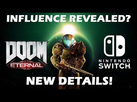 Nintendo Switch - Doom Eternal New Info & Influence Revealed?