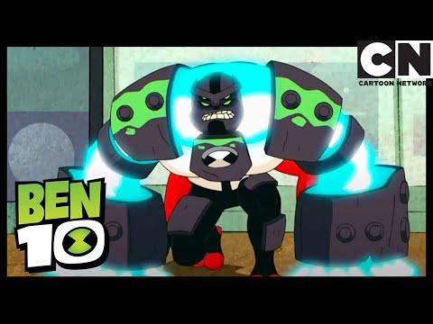 Niezwykly Okaz | Ben 10 Po Polsku | Cartoon Network from YouTube · Duration:  4 minutes 8 seconds