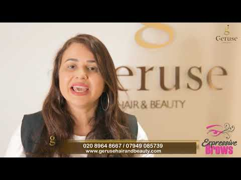 Partnership - Geruse Beauty and Expressive Brows - 02