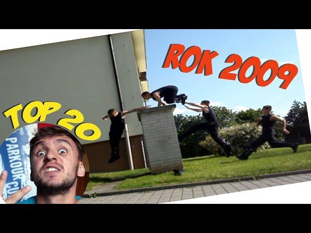 TOP 20 TARYHO NEJLEPŠÍCH PARKOUR SKOKŮ   ROK 2009
