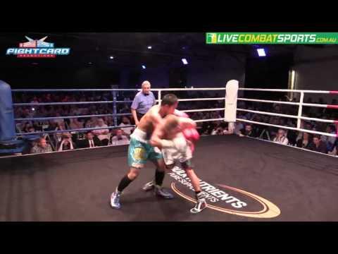 Luke Jackson vs Silvester Lopez