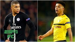 Kylian Mbappe to Real Madrid? Jadon Sancho to Man United? | Transfer Rater