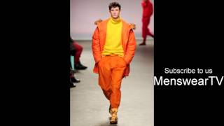 Topman Design AW13 Fall 2013 Menswear London Collections Thumbnail