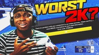 Is NBA 2k20 The Worst Game Launch Ever?? #Fix2k20