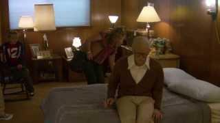 Jackass Presents: Bad Grandpa - Adjustable Bed Movie Clip