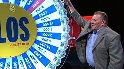 Staffelbacher erdreht sich 5.000 Euro am 28.11.2013 bei der Zweiten Chance des Bayernlos