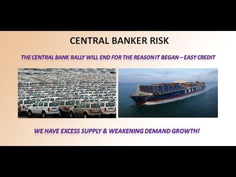 """LONGWave - 06 11 15 - JUNE - """"THE CENTRAL BANKER RISK"""""""