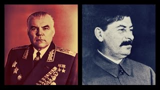 Иосиф Сталин - Маршалы Сталина - Родион Малиновский
