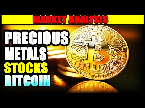CHRIS SKINNER  |  Precious Metals, Stocks Bitcoin and Market Analysis