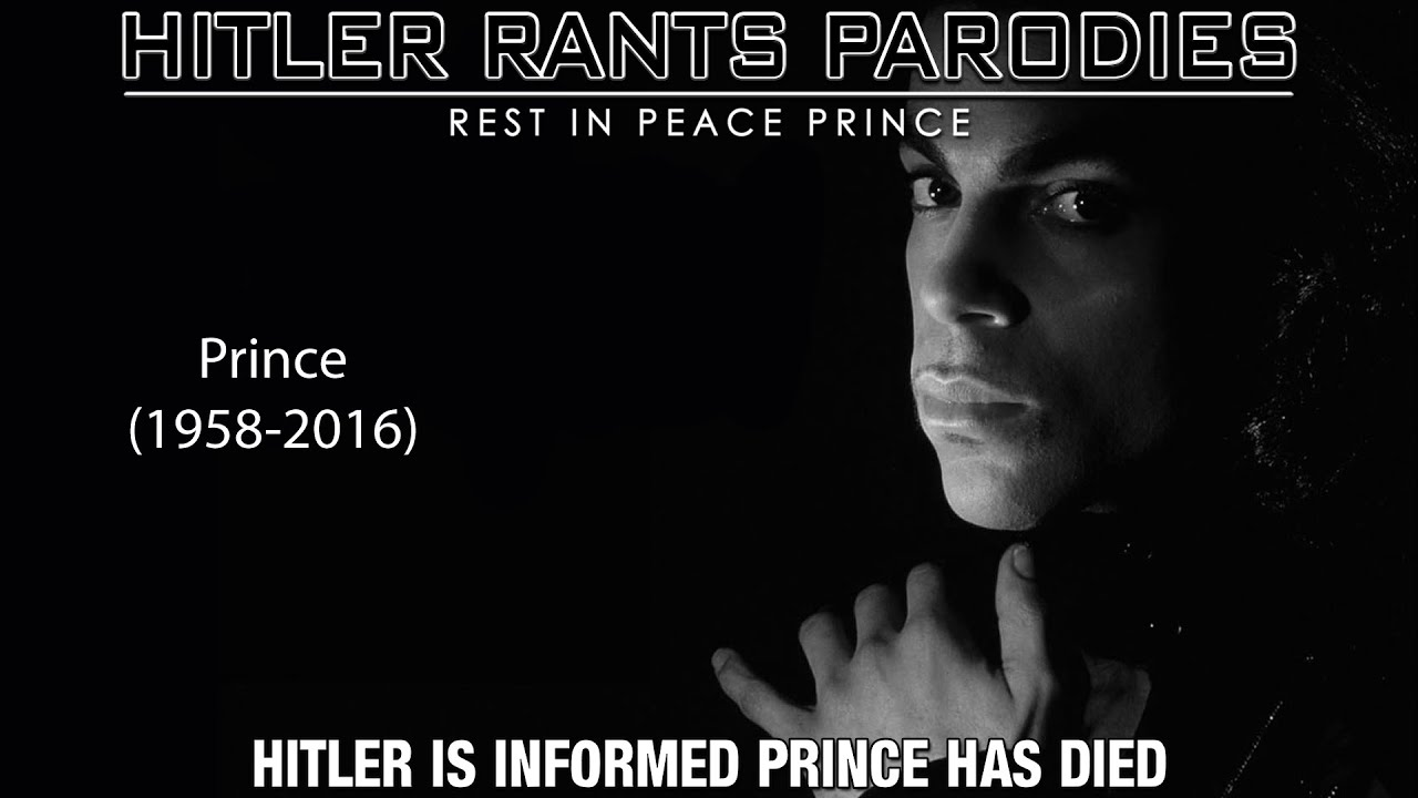 Hitler is informed Prince has died