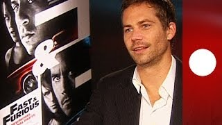 "Paul Walker, la star de ""Fast and Furious"" tué dans un accident de voiture"