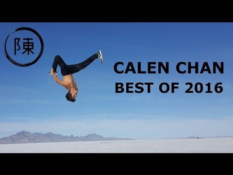 Calen Chan - Best Parkour and Freerunning of 2016