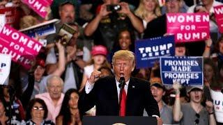 "Trump says U.S. ""needs a good 'shutdown'"""