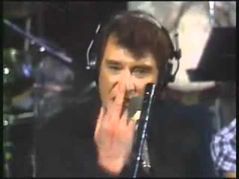 Johnny Hallyday Mon P'tit Loup 1984