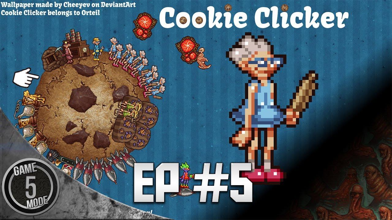 Cookie Clicker - Episode 5 - Cookie Clicker Time Machine