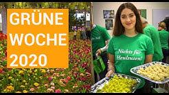 Grüne Woche 2020 - Impressionen und Interviews - 4K