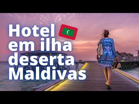 Hotel Maravilhoso Nas Maldivas Em 360   Viajo Logo Existo