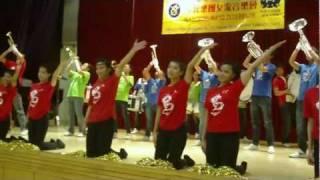 HKMBA2011步操樂團交流音樂會~陳樹渠紀念中學步操樂團