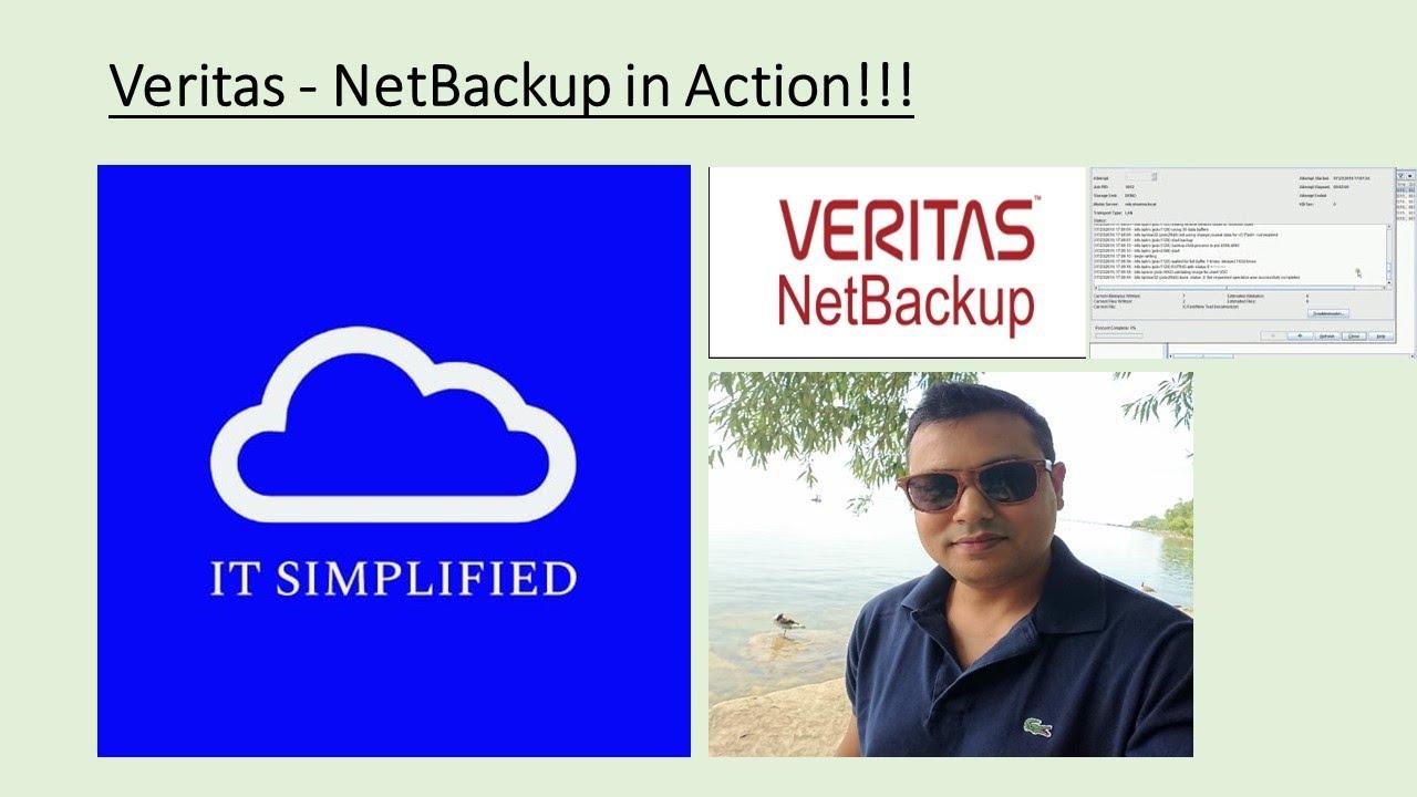 Symantec Veritas NetBackup Free Download